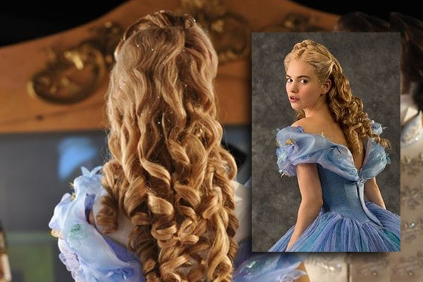 use of princess hair