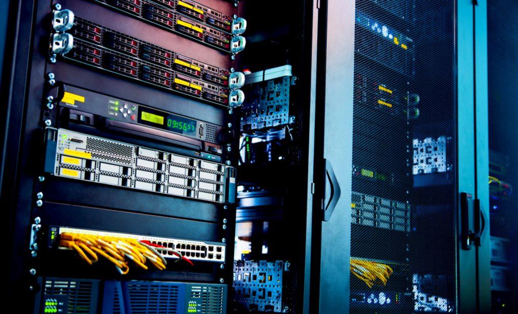web hosting service