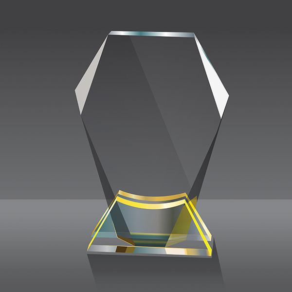 Medal glass