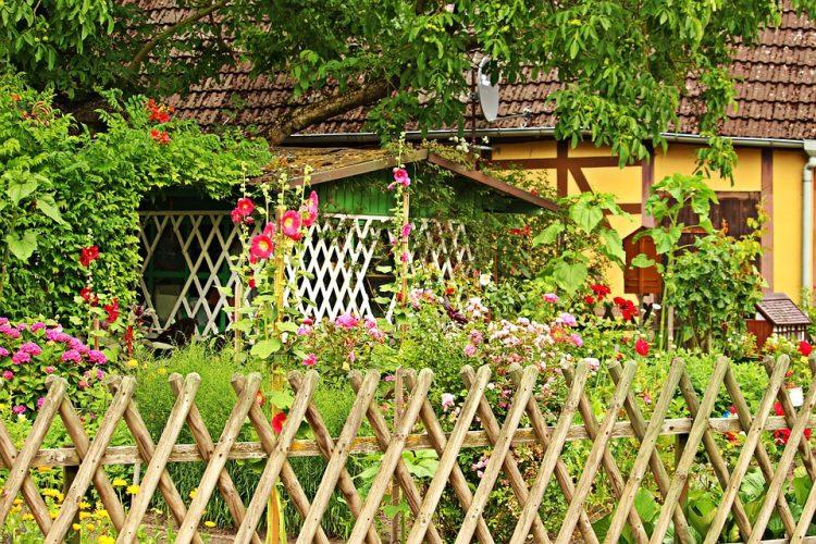 nursery fence